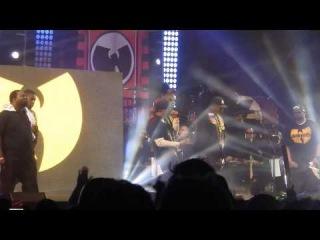 Wu-Tang Clan at Coachella 2013 Weekend One: Ice Cream & Winter Warz