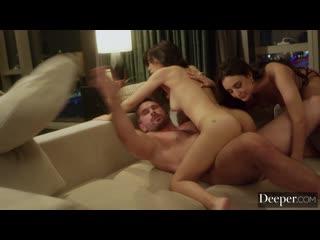 Eliza Ibarra, Jackie Rogen (Watch This) порно porno