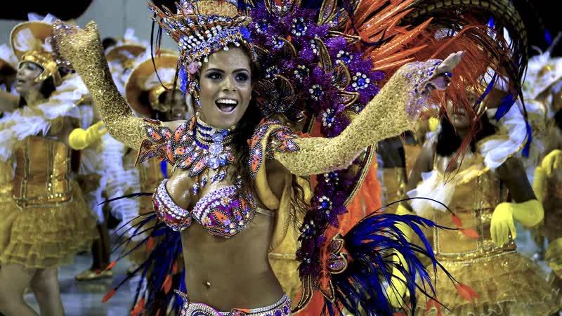Рио Карнавал 2019 Rio Carnival 2019