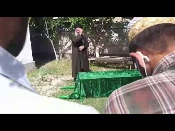 Эшони СИРОЧИДДИН ЧАНОЗАИ МАХДУМИ АХМАД ДАР КУЛОБ
