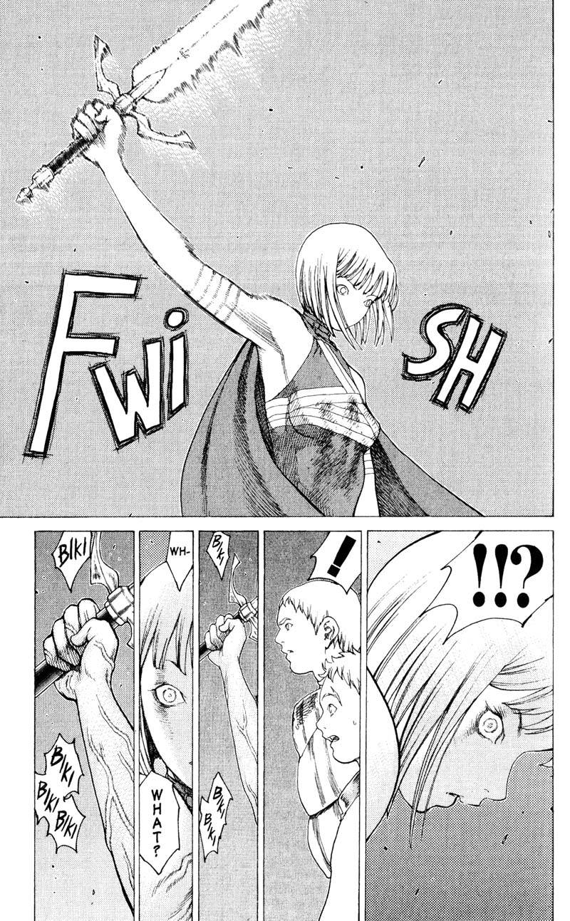 Claymore, Chapter 11, image #10