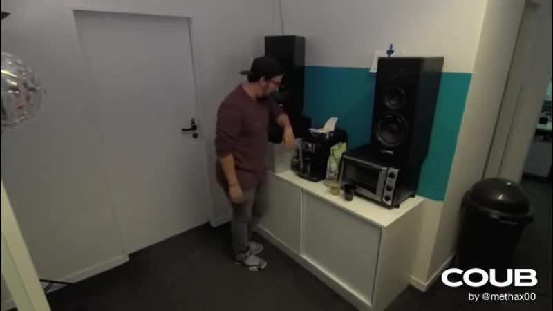 The Hardcore Coffee Machine