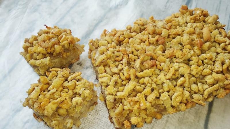 Тертый пирог без яиц, без глютенаGrated pie without eggs, gluten free