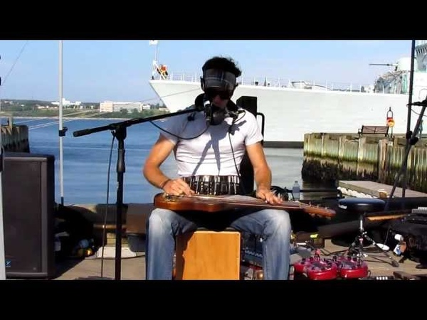 Juzzie Smith Australian Busker 10of12 To Be Loved at Halifax Buskers Festival 2012