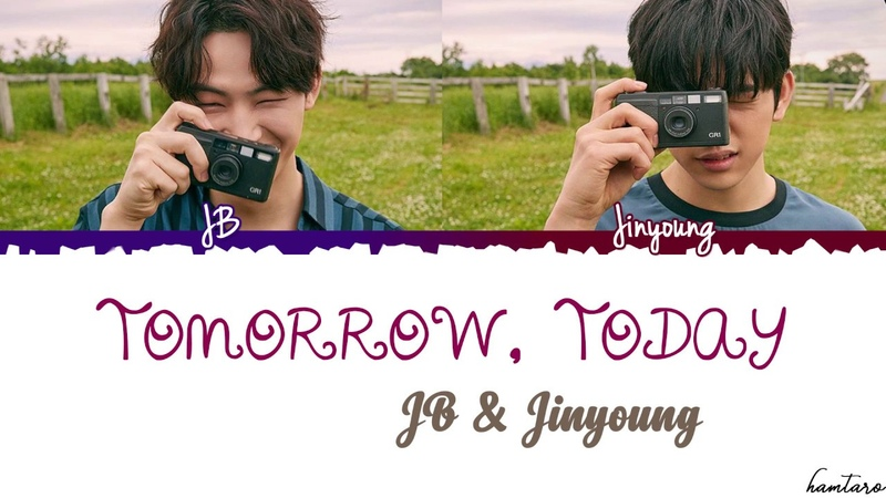 JJ Project - Tomorrow, Today (내일, 오늘) Lyrics [Color Coded_Han_Rom_Eng]