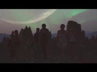 Неизданные кадры из видеоклипа Love