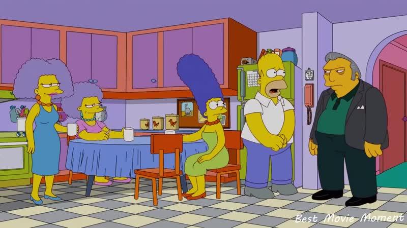 Ты суров но справедлив Симпсоны НСВП