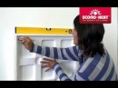 How to Install Your Econo-Heat Wall Panel Heater (30 second video clip)