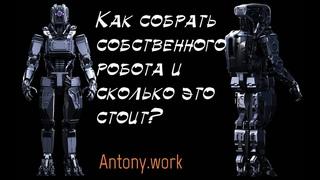 Как сделать своего робота?