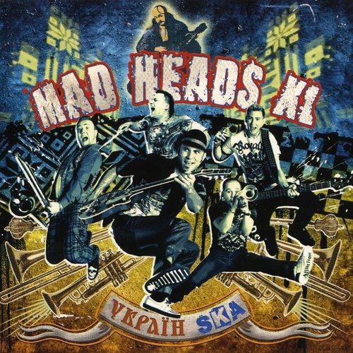 Mad Heads XL album UkrainSKA