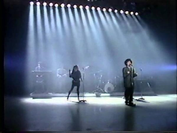 中原めいこ こわれたピアノ 日本テレビ歌のトップテン 1986 4 14