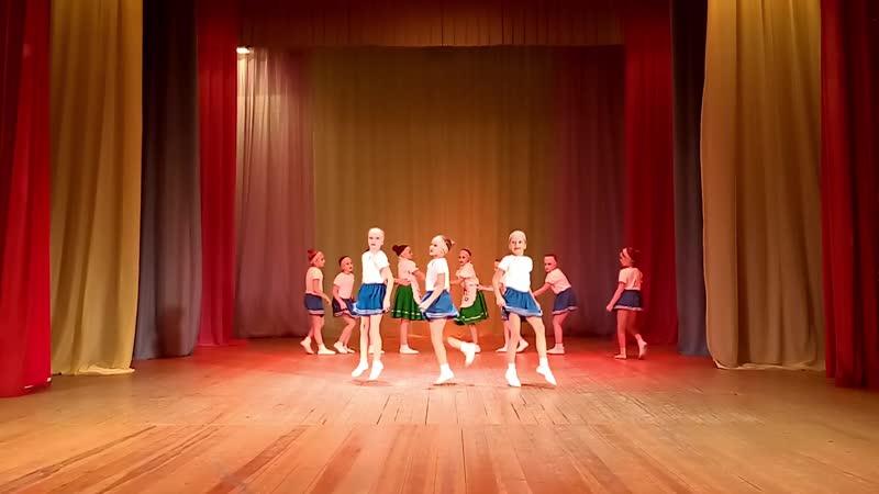 ДОХА Ровесник Белорусский танец Бульба