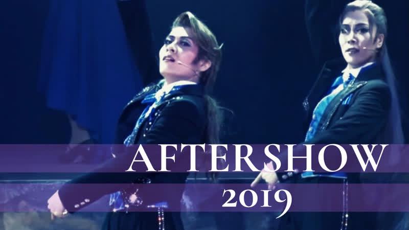 OSK Revue Knights of the Round Table 2019 AfterSnow Yan Rin Kazuki Tsubasa Manase Hikaru