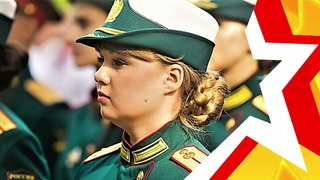 ЖЕНСКИЕ ВОЙСКА РОССИИ ★ Парад Победы 2021 ★ WOMEN'S TROOPS OF RUSSIA ★ Victory Parade in Russia