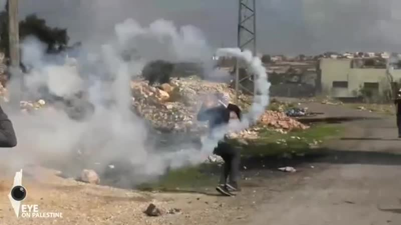 Позавчерашние столкновения в Куфр Каддаме