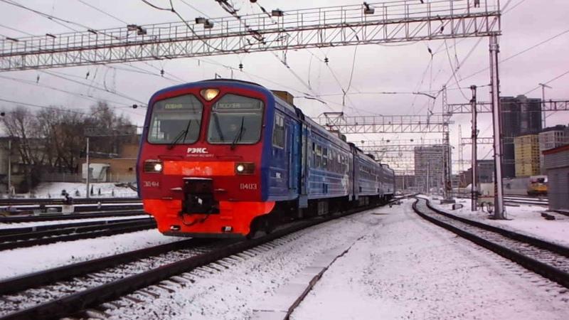 Комфортабельный РЭКС по маршруту Лобня Москва Белорусская
