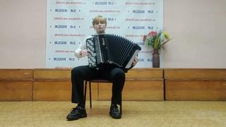 Гала-концерт городского конкурса исполнителей на н.и. им  В.В Андреева. Апрель 2021.