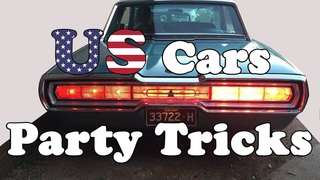 American Cars Party Tricks (1963-1972)