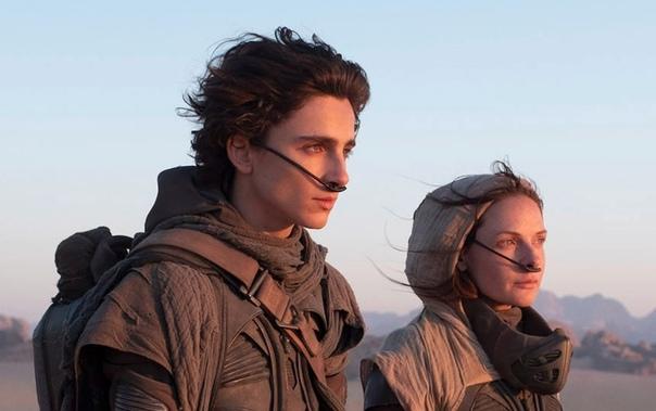 Первый трейлер «Дюны» получил возрастной рейтинг и уже готов к релизу