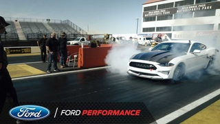 Introducing The All-Electric Mustang Cobra Jet 1400 | Ford Performance