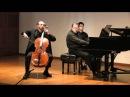 Saint Saëns Cello Concerto No 2 Mvts I and II Neal Cary cello