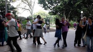 Sydney Tango Flashmob - Walking Dance Part 2