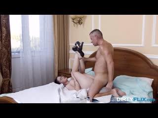 [ / ] SheIsNerdy - Alexa Black [2020 г., Brunette, Teen, Glasses, All Sex, 1080p