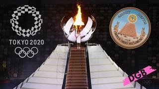 Simbolismo Na Abertura Das Olimpíadas De Tóquio 2021
