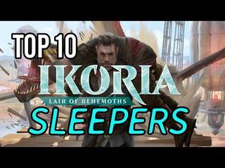 Mtg: Top 10 Sleepers in Ikoria: Lair of Behemoths