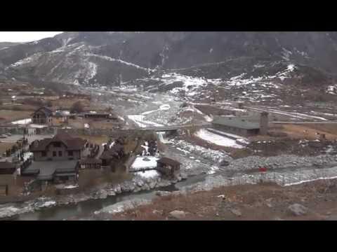Ве́рхняя Балка́рия село в Черекском районе республики Кабардино Балкария любительская съемка