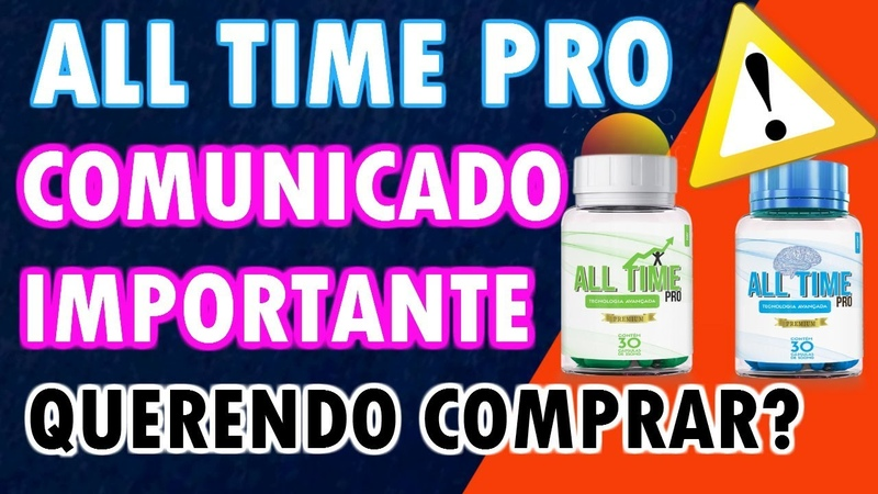 All Time Pro Day All Time Pro Onde Comprar All Time Pro ORIGINAL 🔥COMUNICADO