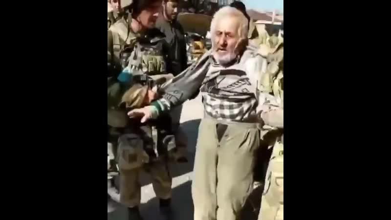 Молодые азеры и старик Всё так как они есть на самом деле