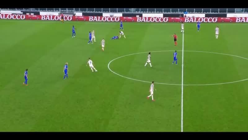 Cristiano Ronaldo vs Sampdoria Pirlo Debut 2020 720i HD