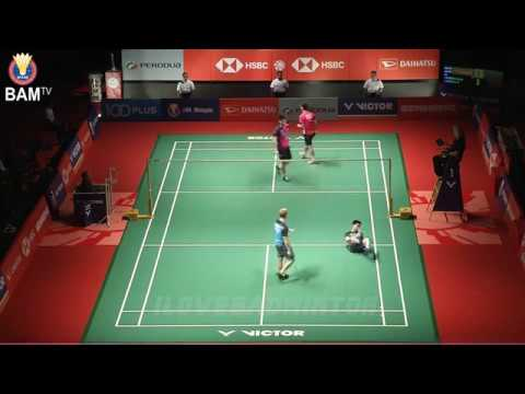 Final | Kevin SUKAMULJO Marcus GIDEON vs TEO Ee Yi ONG Yew Sin Badminton Malaysia Master 2019