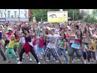 Flash mob in Moscow. Gangnam Style. Take 1 (Флешмоб в Москве. Гангам стайл. Дубль 1)