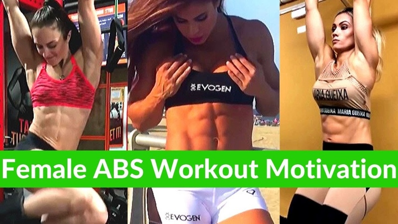 Female ABS Feel Feel Better About Your Six Pack ABS Growth And Female ABS Belly Roll Part - 1