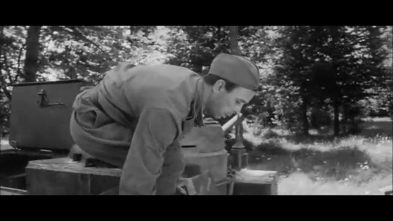Обед самоходчиков - ЧП с гранатой