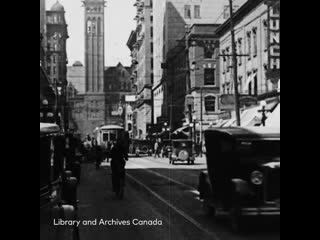 This is what toronto looked like in the