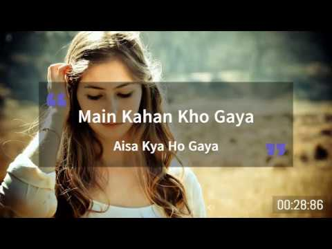 Mehrama Full Song With Lyrics Love Aaj Kal 2 Darshan Raval Kartik Sara Fasi Writes