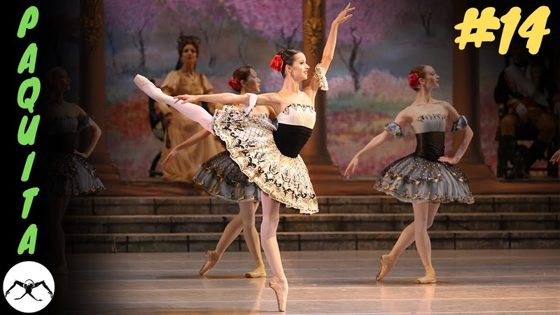 Maria Khoreva ballet Paquita var 14