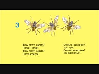 How many monkeys. Step 12. Get Ready 1. Счет на английском от 1 до 6