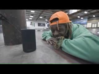 Lil Wayne and Alexa