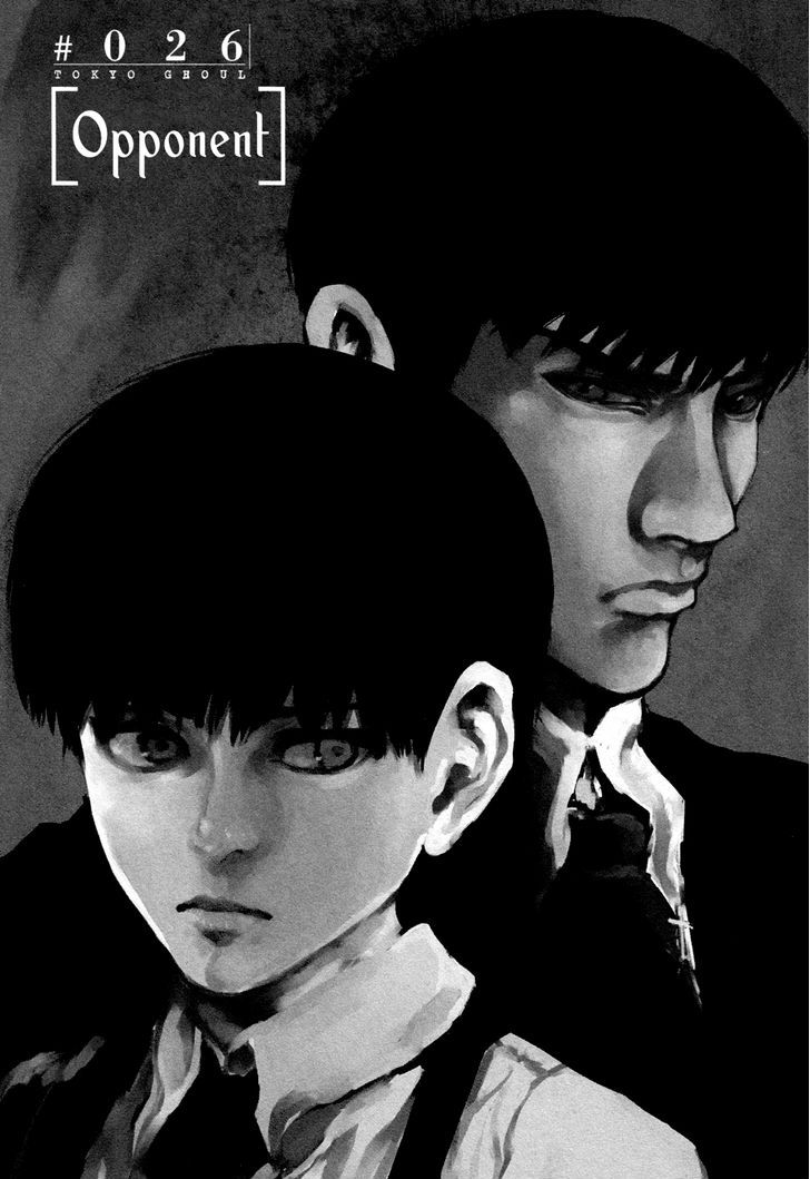 Tokyo Ghoul, Vol.3 Chapter 26 Adversary, image # 3