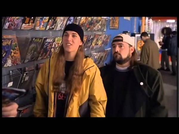 Джей и Молчаливый Боб наносят ответный удар, 2001 Знаешь, что делают в тюрячке