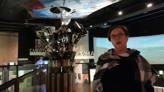Музей политической истории России. Видеоэкскурсия «Символ-ключ. Язык современного искусства в историческом музее»