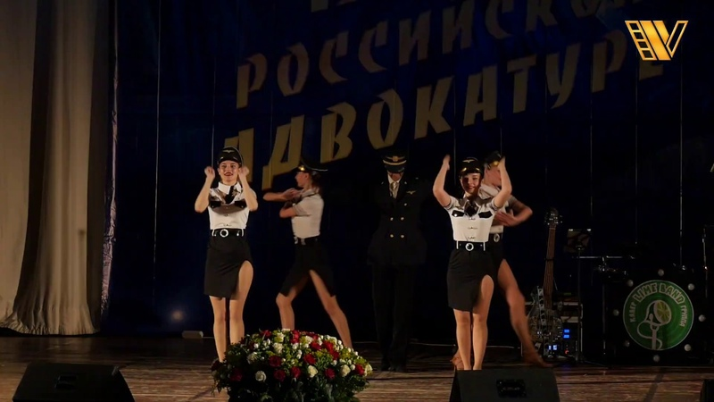 Шоу балет ОДАРИ танец Стюардесса