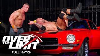 "FULL MATCH - John Cena vs. Batista – WWE Title ""I Quit"" Match: WWE Over the Limit 2010"