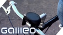 Das neueste Gadget für das Fahrrad Galileo ProSieben