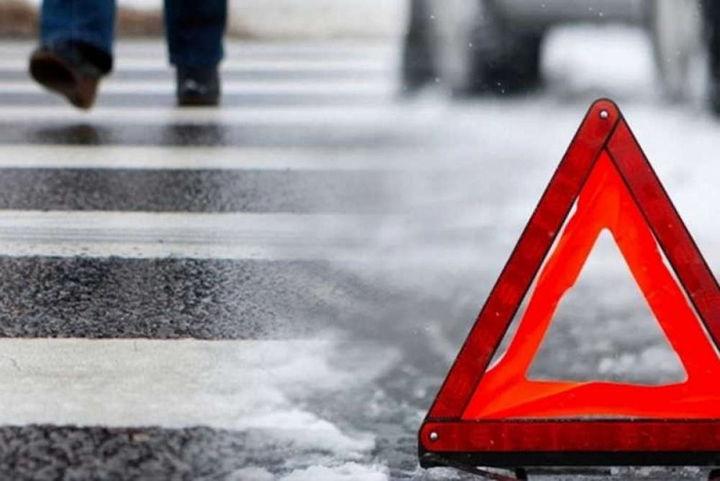 Девушка пострадала в ДТП в городе Лыткарино