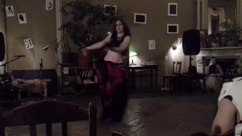 Alex el Gato - Flamenco Tribal Fusion 10.04.2019 Ciferburg